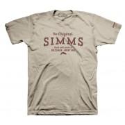 T-SHIRT SIMMS ORIGINAL SAND