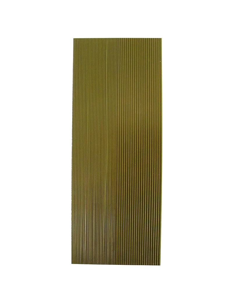 Quills synthétiques Hareline olive