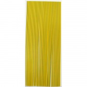 Quills synthétiques Veniard jaune