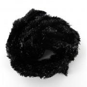 Chenille blob noire
