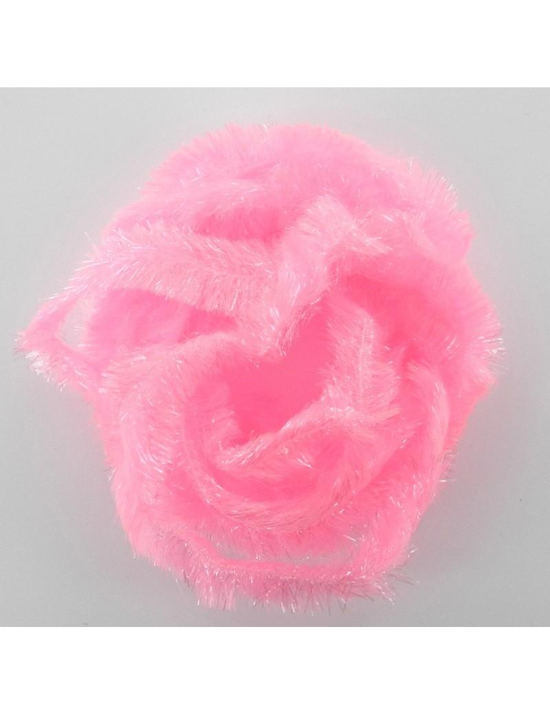Chenille blob rose