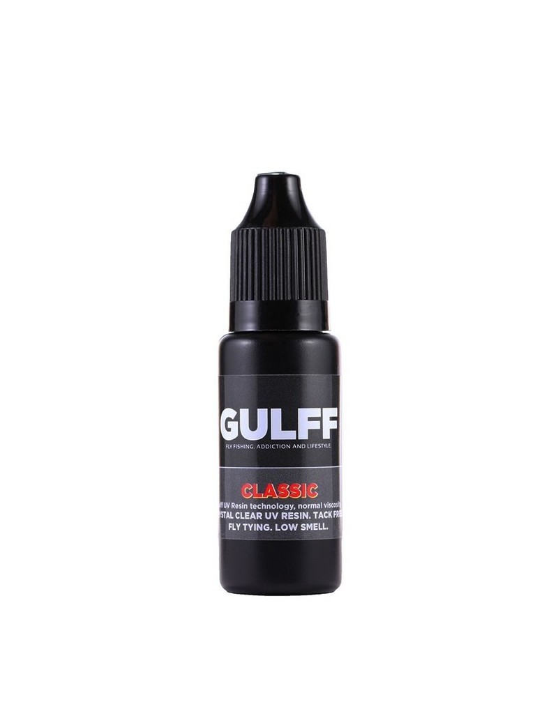 Résine UV Gulff classic clear