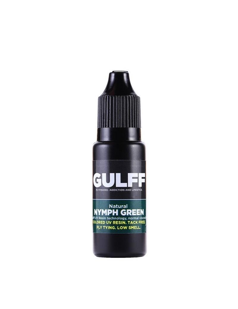 Résine UV Gulff Nymph green