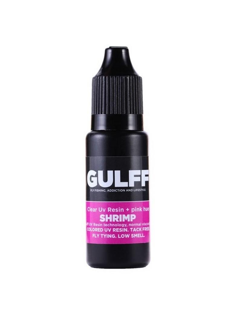 Résine UV Gulff shrimp