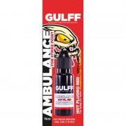 Résine UV Gulff rouge fluo
