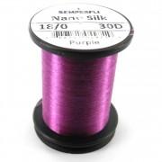 Semperfli nano silk 18/0 violet