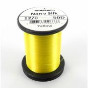 Semperfli nano silk 12/0 jaune