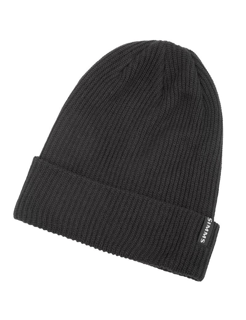 Bonnet Simms Basic beanie carbon