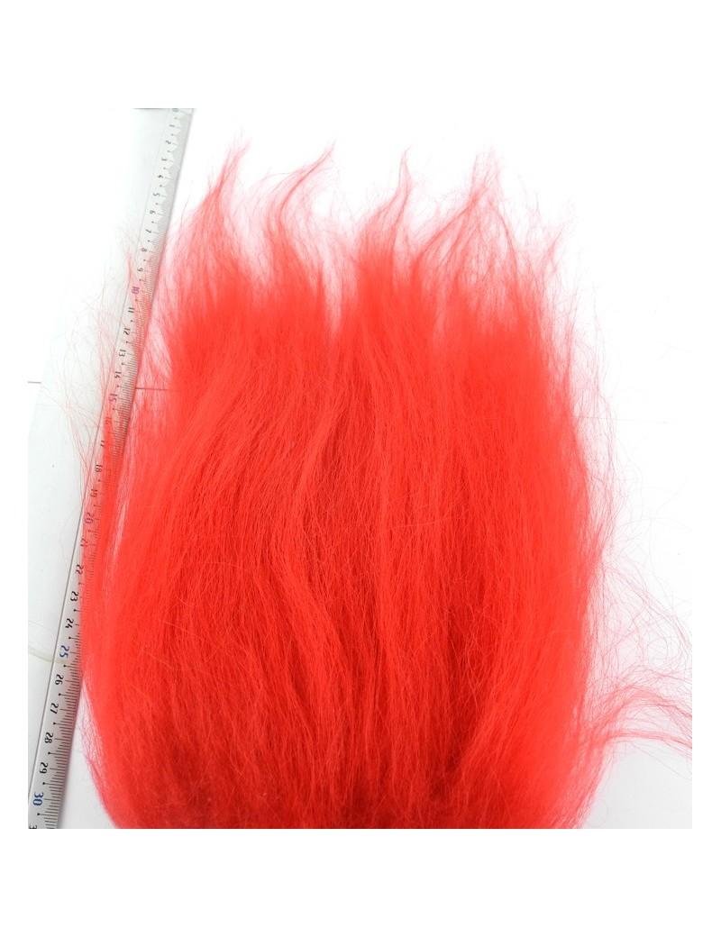 Streamer hair rouge
