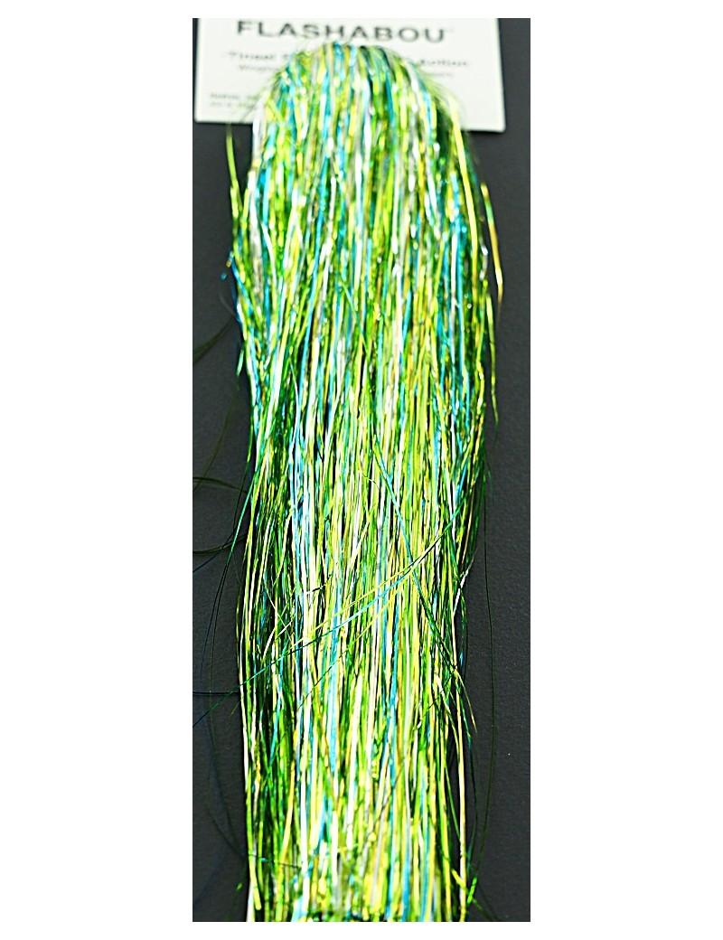 flashabou Ocean green-6922