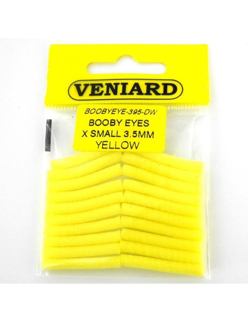 Yeux de boobies jaune Veniard