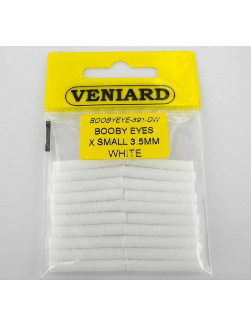Yeux de boobies blanc Veniard