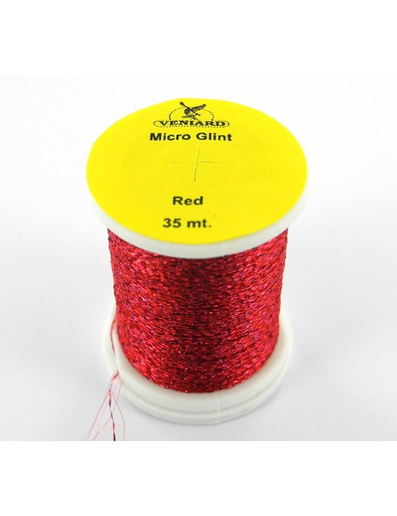 micro glint veniard rouge