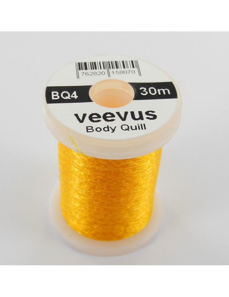 Body quill Veevus orangé-04