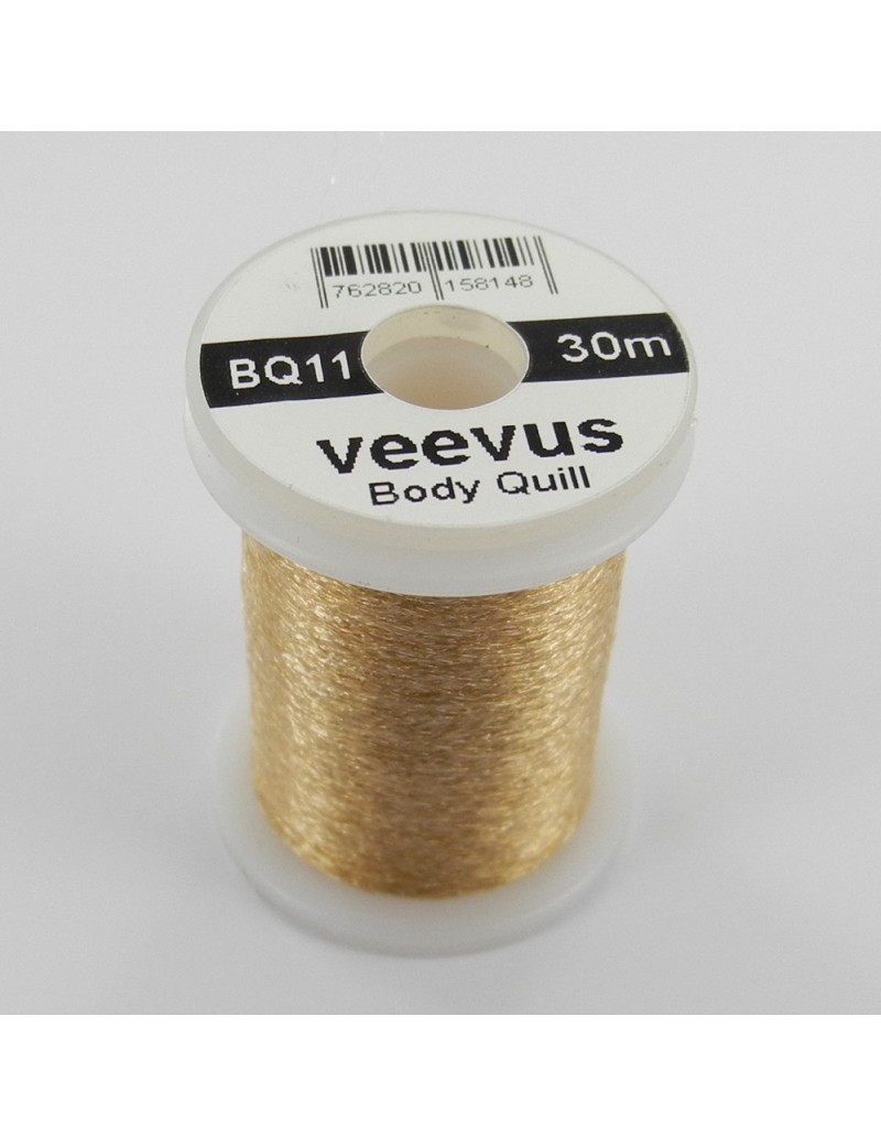 Body quill Veevus beige-11