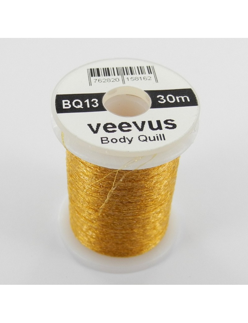 Body quill Veevus brun-13