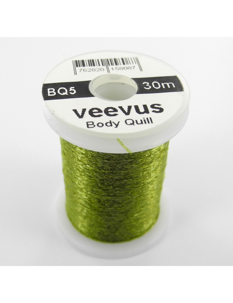 Body quill Veevus vert olive-05