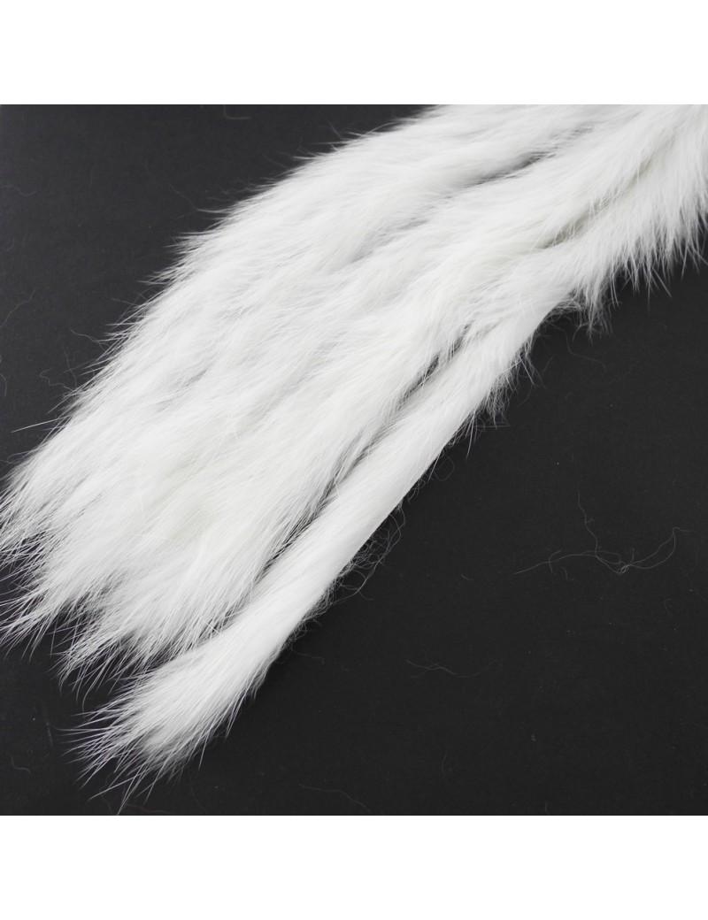 Bandelettes lapin Caleri 3mm blanc