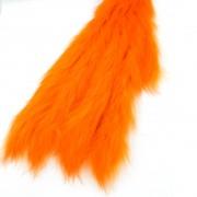 Bandelettes lapin Caleri 3mm orange fluo