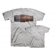 T SHIRT DeYoung Salmon T-shirt gris