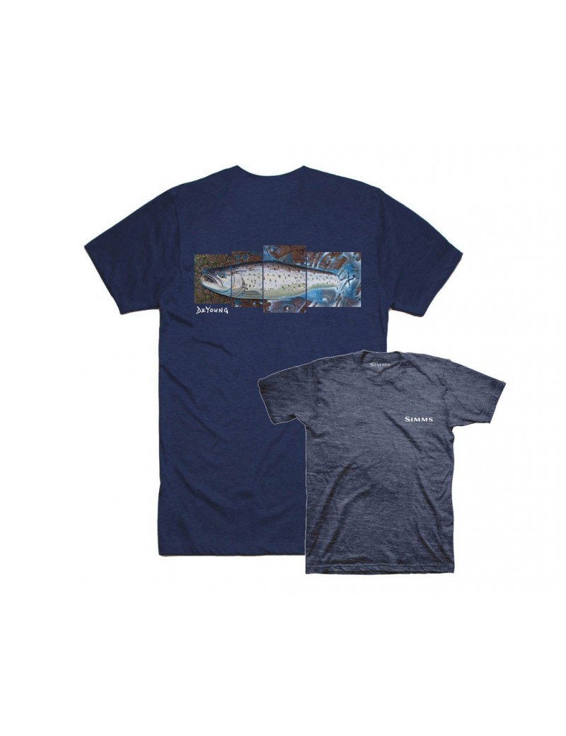 DeYoung Seatrout Navy Heather