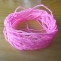 Chenille Eggstasy NANO - Fluo rose FLYBOX