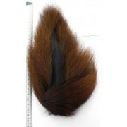 Bucktail marron