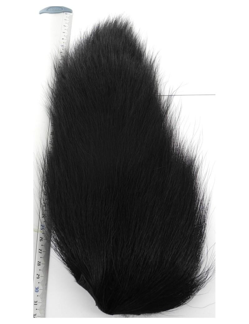 Bucktail noir