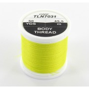 Soie Floss anis fluo-7031