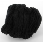 Egg yarn noir