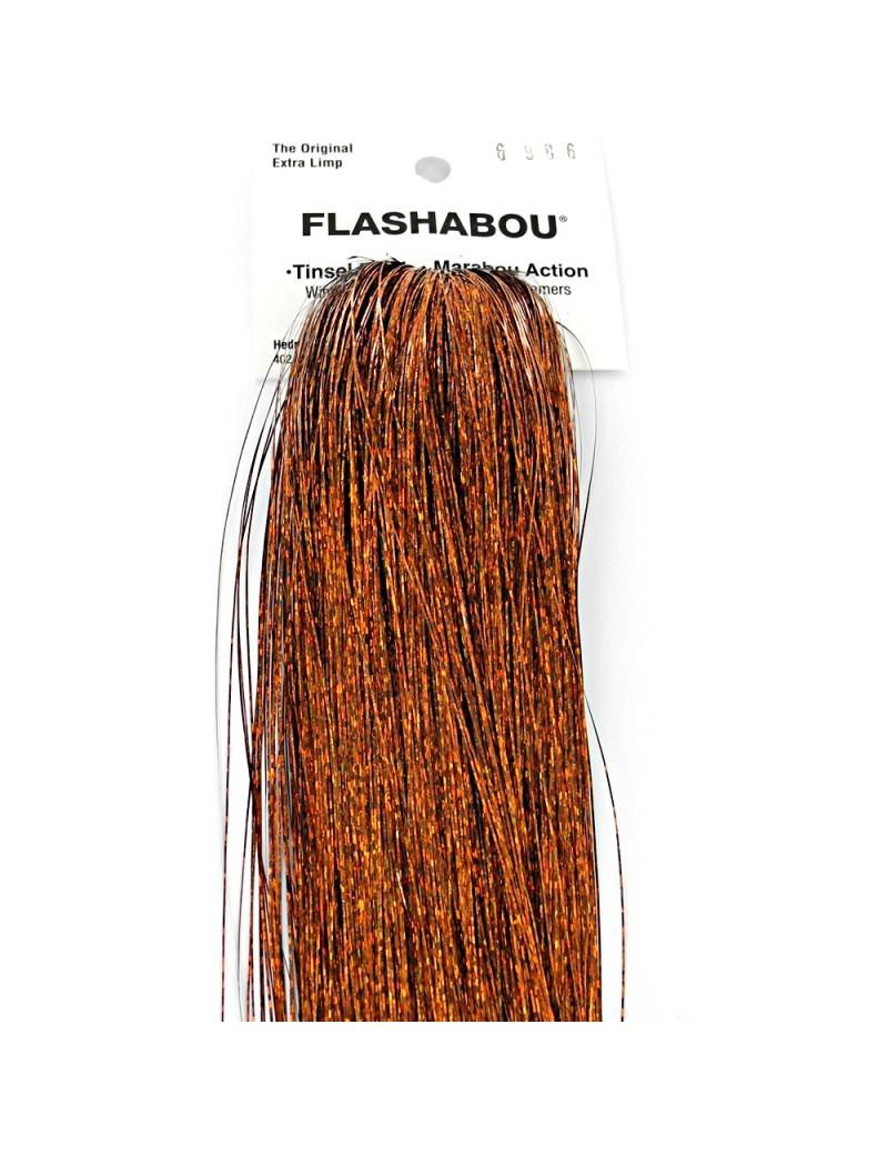 Flashabou holographique cuivre-6986