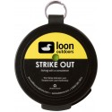 Strike out Loon jaune fluo