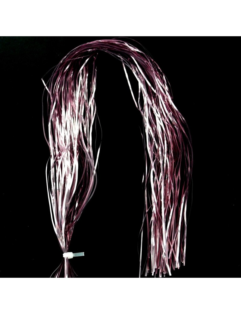 Flashabou large 2mm rose clair