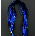 Flashabou large 2mm bleu