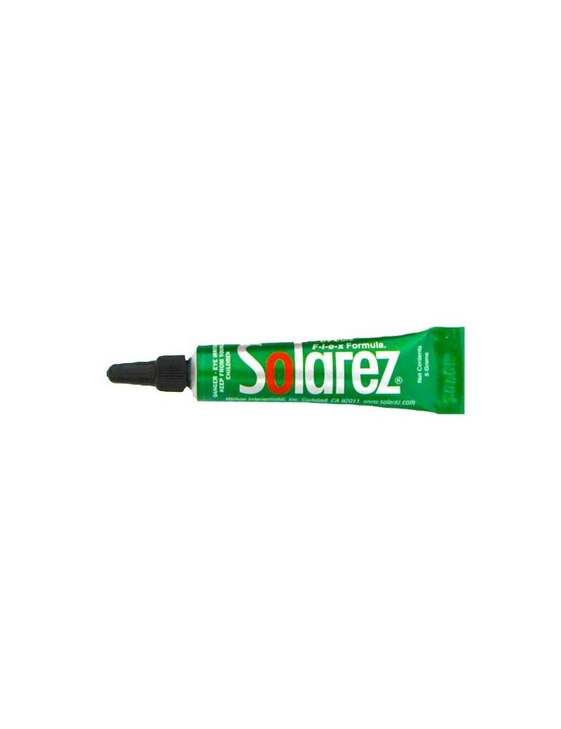 Vernis Résine UV Solarez flex 5gr
