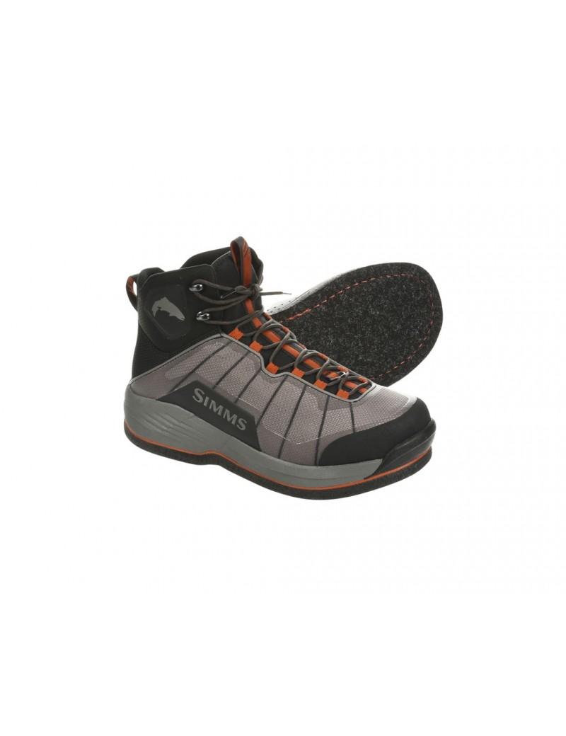Chaussures flyweight boot Simms feutre
