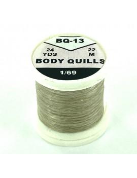 Body quills Tan Clair-13