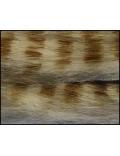 Bandelettes lapin zébrées beige clair-123