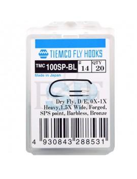 Hameçons TIEMCO TMC 100 SP BL