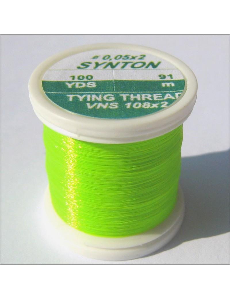 Fil de montage Synton Chartreuse-108