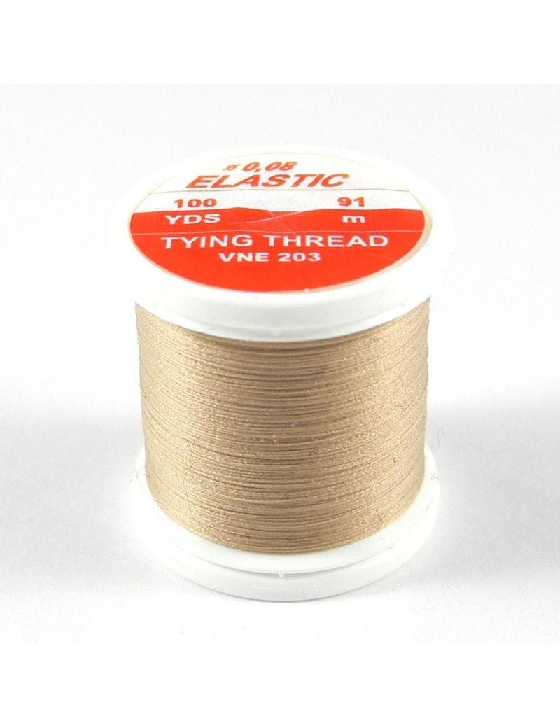 Elastic Floss Brun clair-203