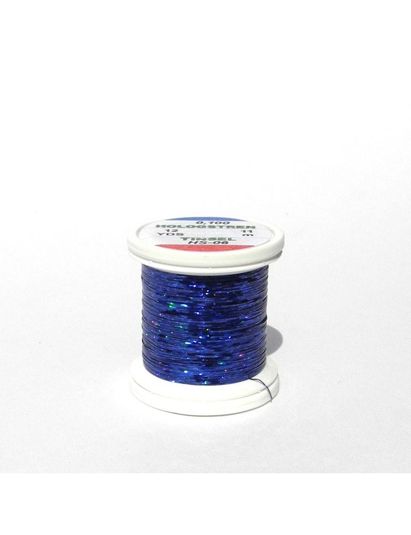 Tinsel Hologstren Bleu foncé-06