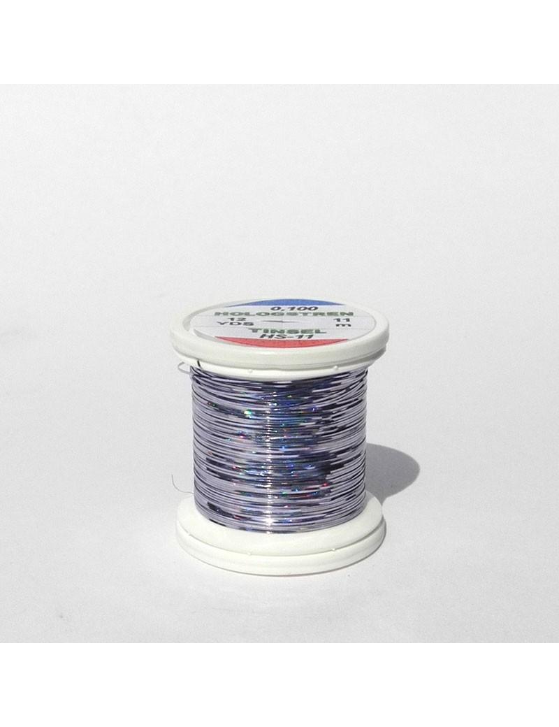 Tinsel Hologstren Violet clair-11