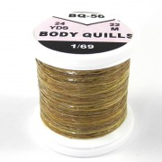 Body Quills Olive brun-56