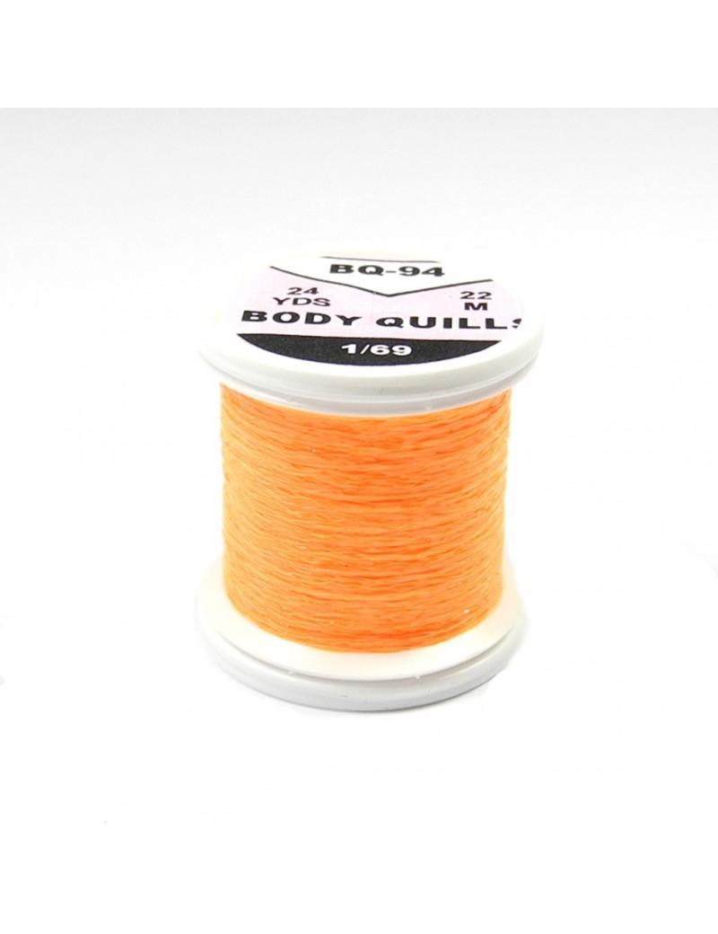 Body Quills Orange fluo-94