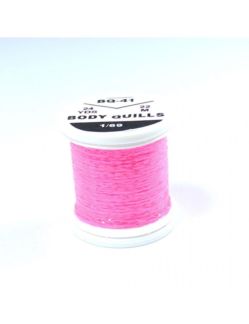 Body Quills Rose fluo-41